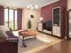 klasyczny salon lokum 3d