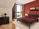 klasyczna sypialnia 3d